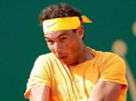 Rafael Nadal refusing to slow down following Roger Federer's French Open withdrawal