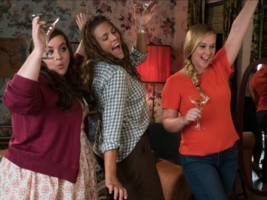 amy schumer's new movie 'i feel pretty' has a 36% on rotten tomatoes and is projected to bomb at the box office