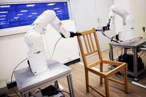 robots have mastered the miserable task of assembling ikea furniture — and they can do it in 20 minutes