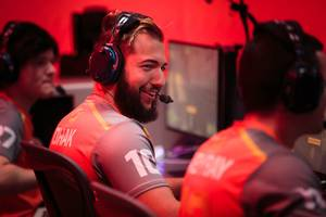the unlikely story of a 25-year-old detroit native who just landed a big deal to bring competitive gaming to high schools across america