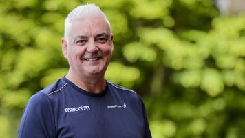 scottish athletics performance chief rodger harkins to leave despite gold coast haul