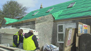 work begins on western isles' first mosque