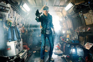 if you want to know how we ended up in a cyber dystopia, read ready player one