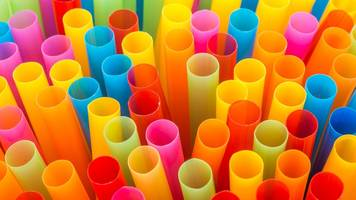 Plastic straws and cotton bud ban proposed