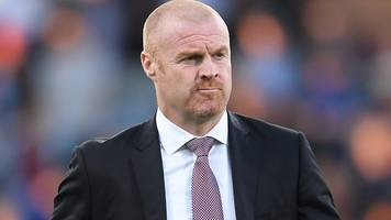 burnley 1-2 chelsea: sean dyche feels top six are a 'different animal'