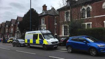 Two men charged after 'brothel' raids in Derby