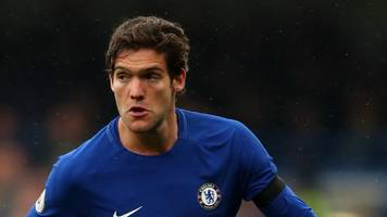 chelsea's marcos alonso given three-match ban for tackle on shane long