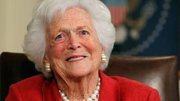 Author: Barbara Bush Left A Legacy Of Powerful Statements