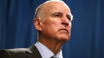 brown says calif. guard border mission will receive federal funding