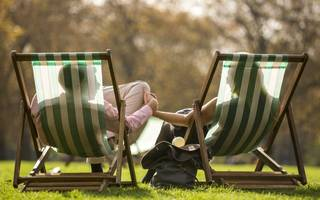 London weather heats up as temperatures expected to soar to 27 degrees