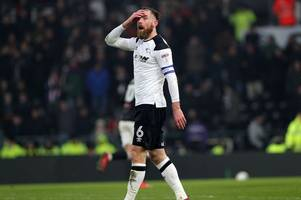 wholesale changes? richard keogh back in? derby county fans have their say on starting 11 for middlesbrough game