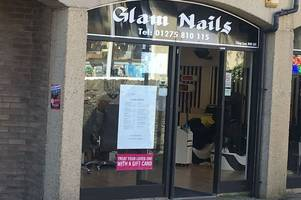 Immigration officers pay Nailsea nail bar a surprise visit