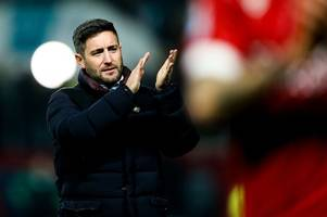 bristol city's lee johnson emerges as shock favourite for west brom job