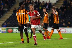 bristol city vs hull city preview: tv details, team news, prediction and latest odds