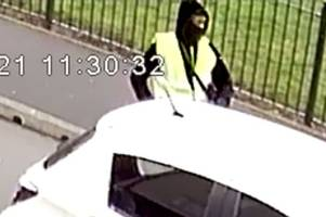 mum and teenage kids threatened at gunpoint in horrifying attempted robbery
