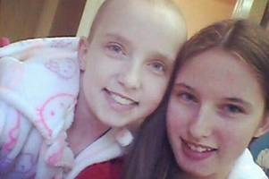 Thieves have stolen cash that a Brentwood teen raised to remember her dead sister