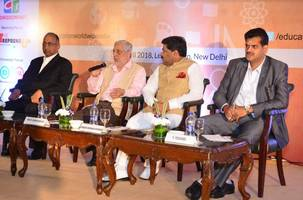 focused on 'study in india' education worldwide india leaders conclave & international students fair 2018 successfully concluded