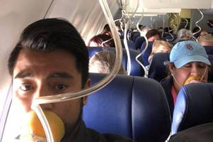 air travel expert points out disturbing detail from photo on board tragic southwest airlines flight