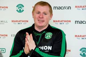 neil lennon determined to spoil celtic title party as he admits kenny miller interest
