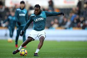 The big Man City vs Swansea City injury update as Carlos Carvalhal puts timescale on Renato Sanches return