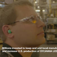 Earth Day Tip: Changing to SYLVANIA LED Light Bulbs Available at Walmart Can Help the Planet & Support U.S. Jobs