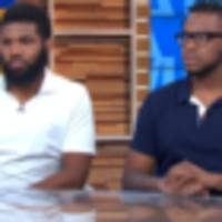 'they can't be here for us': black men arrested at starbucks tell their story of wrongful arrest