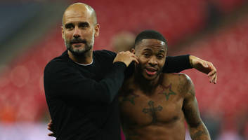 Raheem Sterling Insists Man City Will Not Succumb to Complacency After Securing His First Title