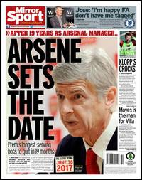 Arsenal: Wenger gives a 'heavy hint' he'll stay