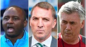 Next Arsenal manager odds: Rodgers and Vieira favourites to succeed Arsene Wenger