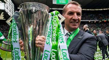 northern ireland arsenal fans divided over prospect of brendan rodgers taking over from arsene wenger