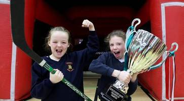 photos: over 1,400 schoolchildren from across northern ireland take part in 'celebration of sport'