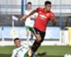 who is mason greenwood? introducing the 16-year-old star turn of man utd's academy title win