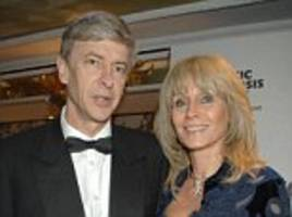 Arsene Wenger marriage broke down amid his obsession with football
