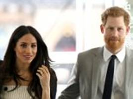 Meghan Markle, Prince Harry and Sadiq Khan named in Times 100 Most Influential People of 2018 list