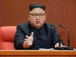 North and South Korea open a telephone hotline between leaders