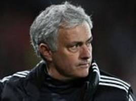 Jose Mourinho: Man United may find it 'almost impossible' to catch City