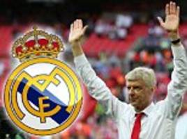What's next for Arsene Wenger? Real Madrid and PSG could come calling for Arsenal boss