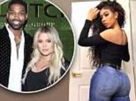lani blair returns to instagram for first time since tristan thompson cheating allegations surfaced