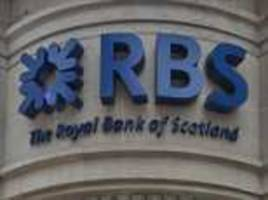 daily briefing: credit suisse banker hired to sell taxpayer's stake in royal bank of scotland