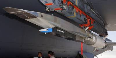 pentagon warns that the us is falling behind to china in hypersonic missile race