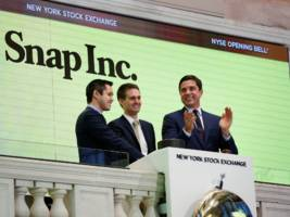 snap is rallying after credit suisse raises its price target (snap)