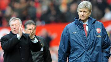 Arsene Wenger to leave Arsenal: 'One of the greatest' - Sir Alex Ferguson