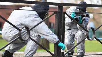 spy poisoning: salisbury residents warned of toxic 'hotspots'