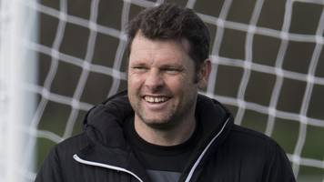 Graeme Murty: Rangers manager vows to 'learn quickly'