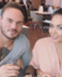 scarlett moffatt 'splits' from boyfriend weeks after ant mcpartlin photo storm