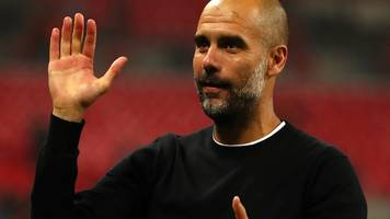 Manchester City will make changes to step forward - Pep Guardiola