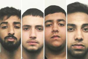 Students who abused young girls as 'trophies' jailed for total of 17 years