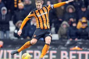 nigel adkins provides a team news update before hull city travel to bristol city
