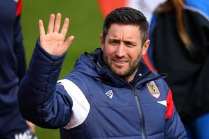 this is why lee johnson will stay at bristol city this summer