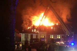 Chingford fire: Woman dies after blaze in care home